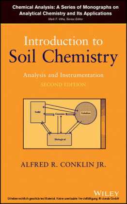 Introduction to Soil Chemistry,