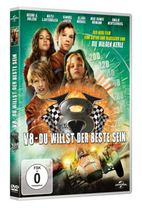 V8 - Du willst der Beste sein, 1 DVD