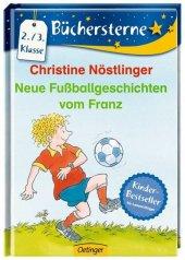 Neue Fußballgeschichten vom Franz Cover