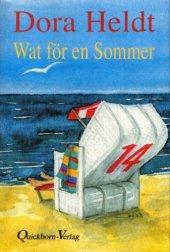 Wat för en Sommer Cover