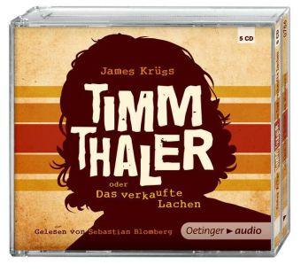 Timm Thaler oder Das verkaufte Lachen, 5 Audio-CDs