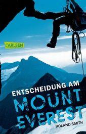 Entscheidung am Mount Everest Cover