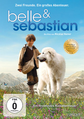 Belle & Sebastian, 1 DVD Cover