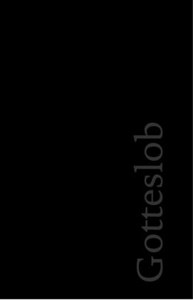 Gotteslob-Buchhülle, Kunststoff schwarz