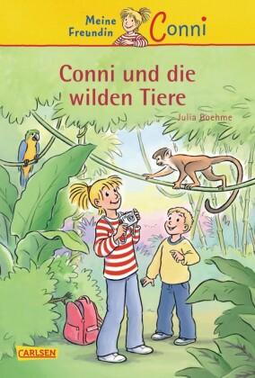 Conni-Erzählbände 23: Conni und die wilden Tiere