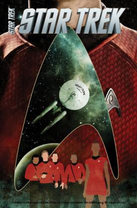 Star Trek Comicband: Die neue Zeit 4