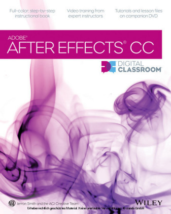 After Effects CC Digital Classroom