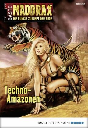 Maddrax - Techno-Amazonen