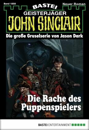 John Sinclair, Die Rache des Puppenspielers