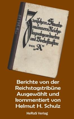 Berichte von der Reichstagstribüne