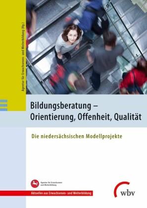 Bildungsberatung - Orientierung, Offenheit, Qualität