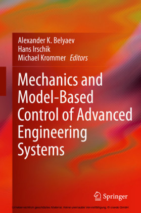 Mechanics and Model-Based Control of Advanced Engineering Systems