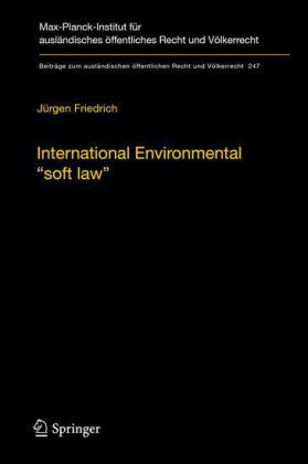 International Environmental 'soft law'