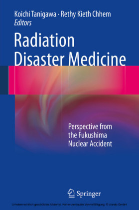 Radiation Disaster Medicine