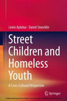 Street Children and Homeless Youth