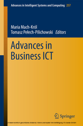 Advances in Business ICT