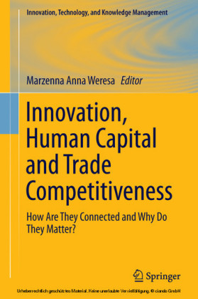 Innovation, Human Capital and Trade Competitiveness