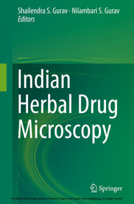 Indian Herbal Drug Microscopy