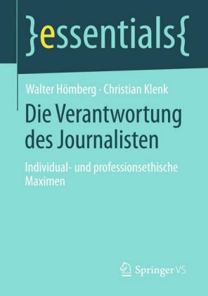 Die Verantwortung des Journalisten