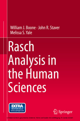 Rasch Analysis in the Human Sciences
