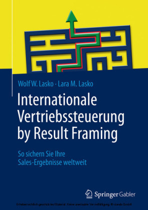 Internationale Vertriebssteuerung by Result Framing