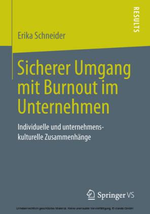 Sicherer Umgang mit Burnout im Unternehmen
