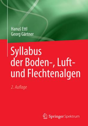 Syllabus der Boden-, Luft- und Flechtenalgen