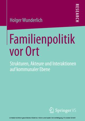 Familienpolitik vor Ort