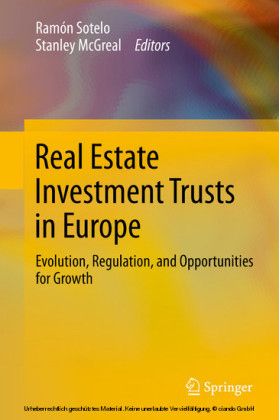 Real Estate Investment Trusts in Europe
