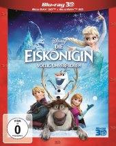 Die Eiskönigin - Völlig unverfroren 3D, 1 Blu-ray