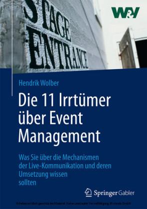 Die 11 Irrtümer über Event Management