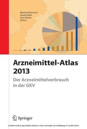 Arzneimittel-Atlas 2013