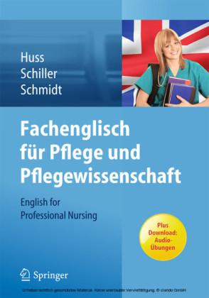 Fachenglisch für Pflege und Pflegewissenschaft