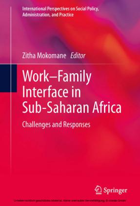 Work Family Interface in Sub-Saharan Africa