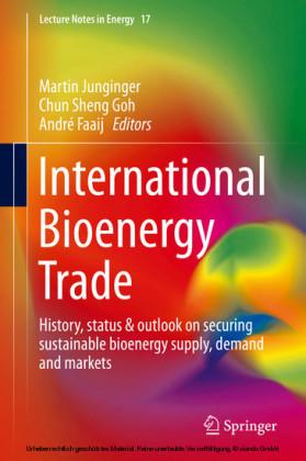 International Bioenergy Trade