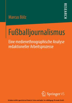 Fußballjournalismus