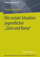 Die soziale Situation jugendlicher 'Sinti und Roma'