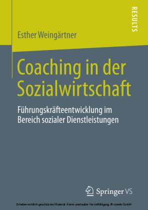Coaching in der Sozialwirtschaft