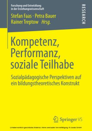 Kompetenz, Performanz, soziale Teilhabe