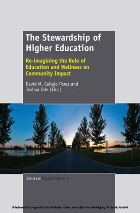 The Stewardship of Higher Education
