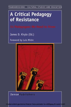 A Critical Pedagogy of Resistance