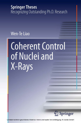 Coherent Control of Nuclei and X-Rays