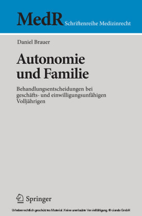 Autonomie und Familie