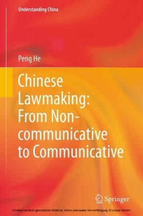 Chinese Lawmaking: From Non-communicative to Communicative