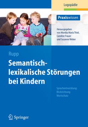 Semantisch-lexikalische Störungen bei Kindern