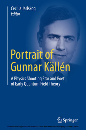 Portrait of Gunnar Källén