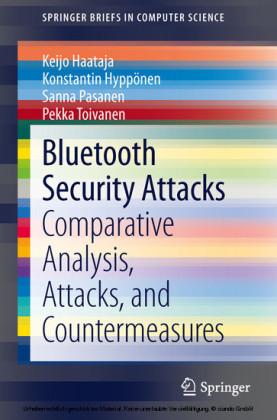 Bluetooth Security Attacks