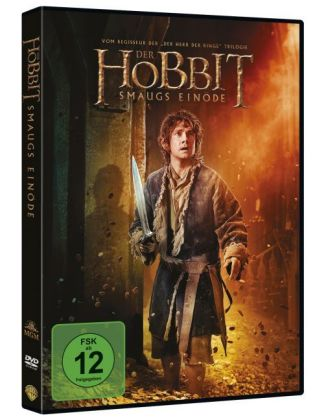 Der Hobbit: Smaugs Einöde, 1 DVD + Digital UV