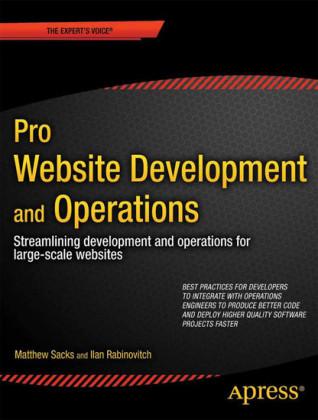 Pro Website Development and Operations