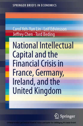 National Intellectual Capital and the Financial Crisis in France, Germany, Ireland, and the United Kingdom